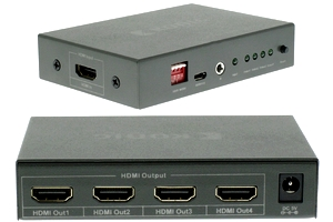 Amplificateur Splitter HDMI - 155320