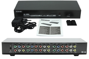 Amplificateur Splitter Audio-Video - 155400